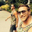 Melih et Semih les jumeaux de Friends Trip 3