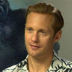 Alexander Skarsgard : Tarzan VS Eric de True Blood, qui est le plus bestial ? Il nous répond !