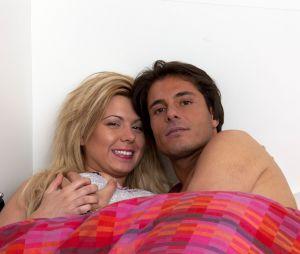 Cindy Lopes et Giuseppe Polimeno (Qui veut épouser mon fils) se sont rencontrés dansCarré Viiip