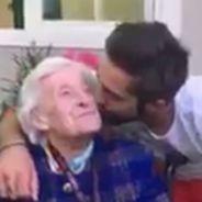 Kendji Girac réalise le rêve de sa plus grande fan âgée de 100 ans