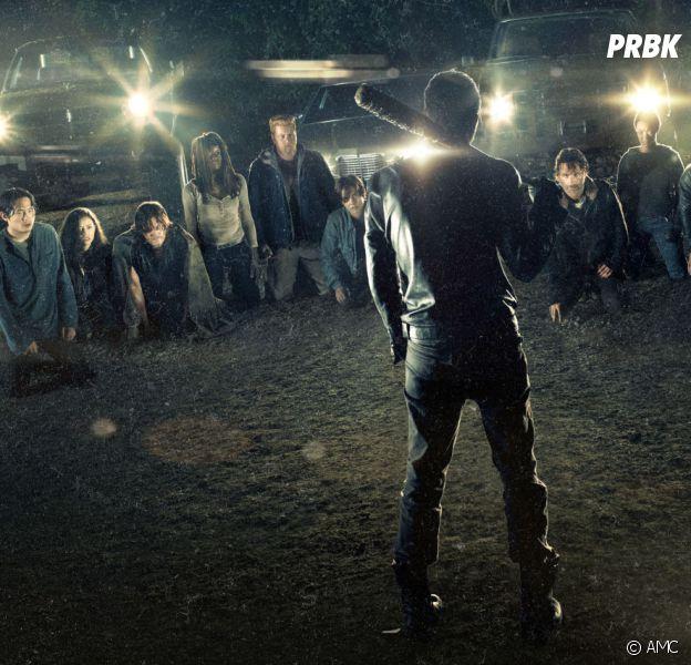 The Walking Dead saison 7 : la victime de Negan au coeur d'une scène touchant