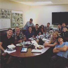 The Vampire Diaries saison 8 : Ian Somerhalder, Kat Graham... les premières images du tournage 🎬