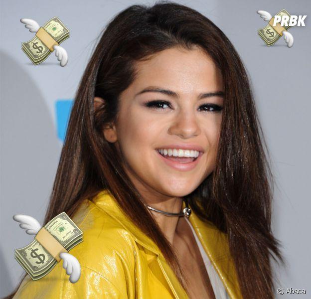Selena Gomez : la somme astronomique qu'elle toucherait pour chaque post sponsorisé