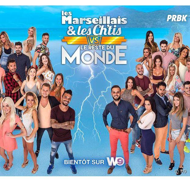 Ali, Alia et Montaine débarquent dans Les Marseillais et les Ch'tis VS le reste du monde.