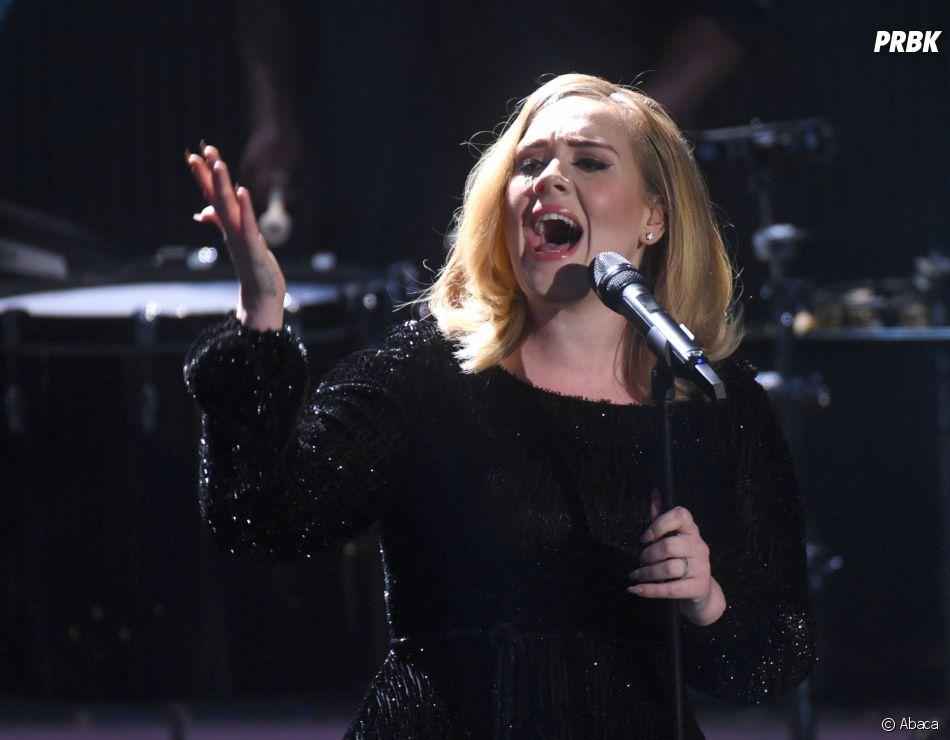 Adele a annoncé une pause dans sa carrière musicale, mais pas cinématographique