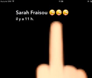 Sarah Fraisou (Les Anges 8) : son couple avec Malik critiqué, elle pousse un coup de gueule sur Snapchat