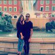 Martika Caringella et Julien Guirado (La Villa des Coeurs Brisés 2)amoureux en vacances