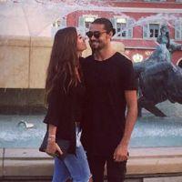 Julien Guirado et Martika Caringella en couple : le bisou qui en dit long 😘