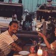 Martika Caringella et Julien Guirado (La Villa des Coeurs Brisés 2) autour d'un dîner romantique