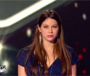 Florence Coste dans The Voice 3