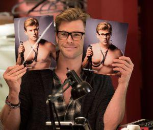 Découvrez Kevin (Chris Hemsworth), le secrétaire de SOS Fantômes.