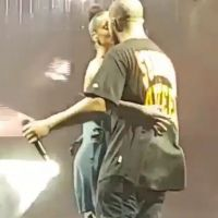 Rihanna et Drake en couple ? Nouveau bisou et sortie en amoureux