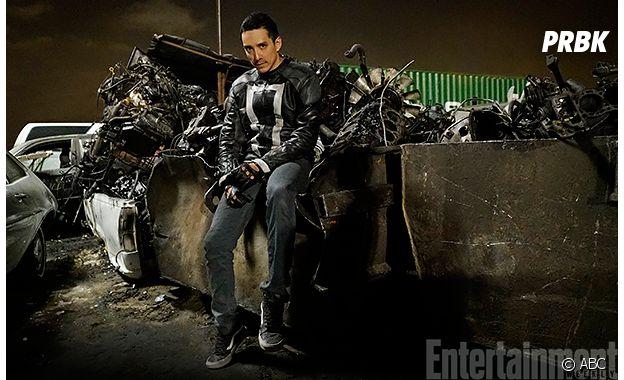 Agents of Shield saison 4 : Ghost Rider se dévoile
