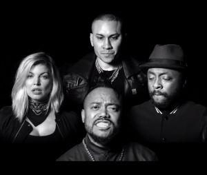 """Les Black Eyed Peas invitent des célébrités pour la reprise de leur morceau """"Where Is The Love"""""""