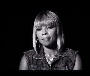 "Mary J Blige dans le clip ""Where Is The Love"" des Black Eyed Peas"
