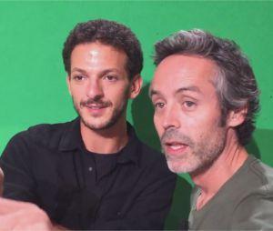 Yann Barthès officialise l'arrivée de Vincent Dedienne dans Quotidien en vidéo