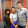 Naya Rivera fait des révélations sur le couple Lea Michele/Cory Monteith dans son livre