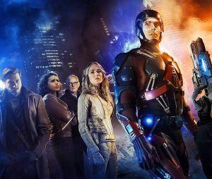 Legends of Tomorrow : l'équipe de la série