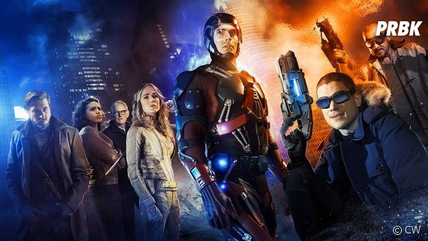 Legends of Tomorrow : l'équipe de la série