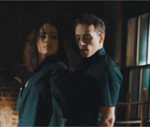 Alizée et Grégoire Lyonnet dansent sur le titre Christine de Christine and the Queens