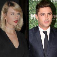 Taylor Swift : après Tom Hiddleston, la chanteuse en couple avec Zac Efron ? 😍