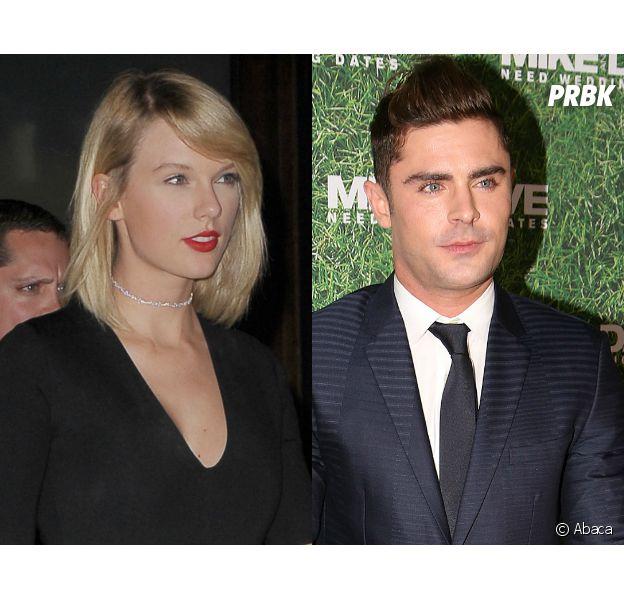 Taylor Swift en couple avec Zac Efron après sa rupture avec Tom Hiddleston ?