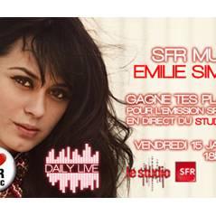 Emilie Simon ... des places à gagner pour son Showcase du 15 janvier 2010
