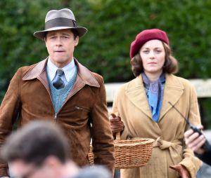 Marion Cotillard et Brad Pitt seront à l'affiche du film Alliés, de Robert Zemeckis