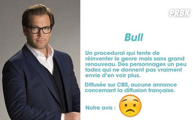 Bull : notre avis sur la série