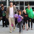 Brad Pitt violent avec ses enfants ? C'est ce dont l'accuserait Angelina Jolie !