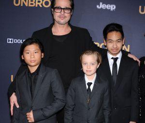 Brad Pitt violent avec ses enfants ? Une ex de l'acteur s'exprime !