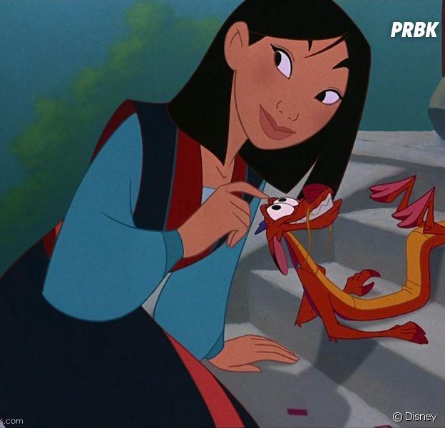 Mulan aura le droit à son film en live-action