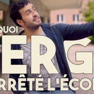 Serge Le Mytho de retour avec sa propre série (spoiler : c'est très drôle)