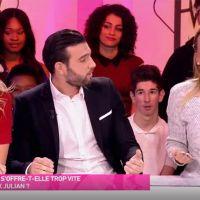 Aymeric Bonnery VS Amélie Neten : violent accrochage dans Le Mad Mag 🥊