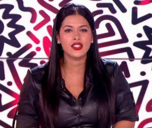 """Ayem Nour confie dans le Mad Mag avoir """"un problème"""" avec son """"poids""""."""