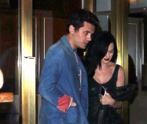 John Mayer a été en couple avec Katy Perry