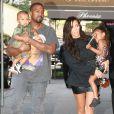 Kim Kardashian et Kanye West sont non seulement mariés, mais en plus parents de North et Saint.