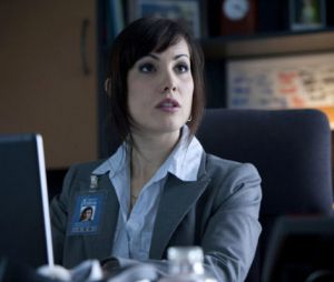 Carly Pope est la reporter Susan Williams dans la saison 5 de Arrow.