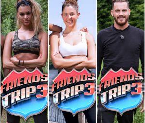 Friends Trip 3 : découvrez le salaire des candidats