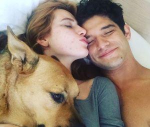 Tyler Posey et Bella Thorne très amoureux sur Instagram