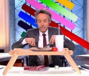 """Yann Barthès s'en prend à Cyril Hanouna et aux fans de """"TPMP"""" et s'explique sur l'affaire Pernaut non traitée dans """"Quotidien"""""""