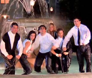 Friends : les acteurs n'aimaient pas le générique