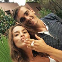 """Antoine Griezmann : Erika Choperena insultée par ses fans, """"Il y avait des trucs pas propres"""""""