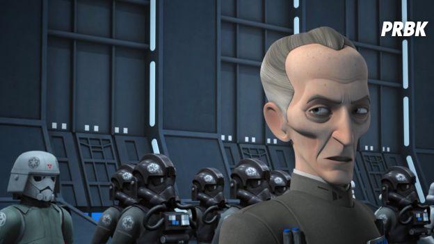 Star Wars Rogue One : Grand Moff Tarkin au casting