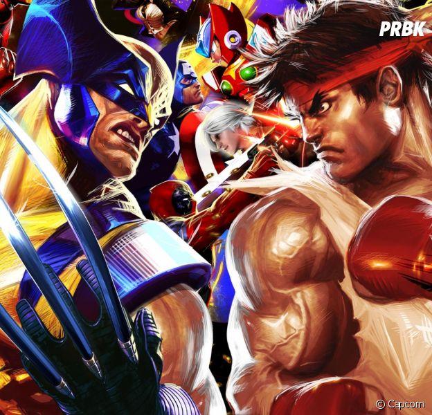 Marvel Vs Capcom 4 bientôt annoncé ?