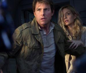 La Momie : Tom Cruise et Annabelle Wallis sur une photo