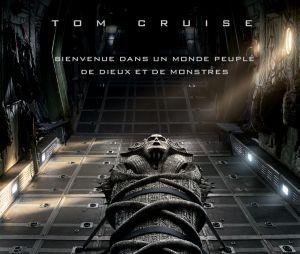 La Momie : l'affiche du film avec Tom Cruise