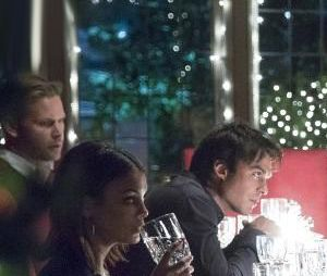 The Vampire Diaries saison 8, épisode 7 : Damon (Ian Somerhalder) de retour sur une photo