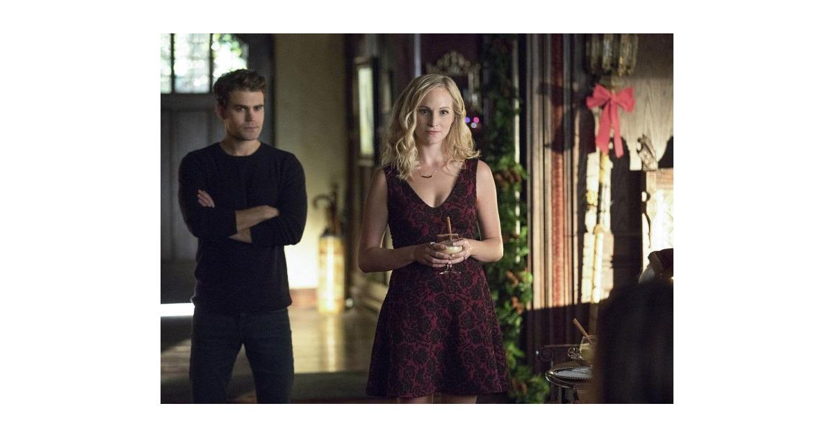 The vampire diaries saison 8 pisode 7 caroline for 7 a la maison saison 8