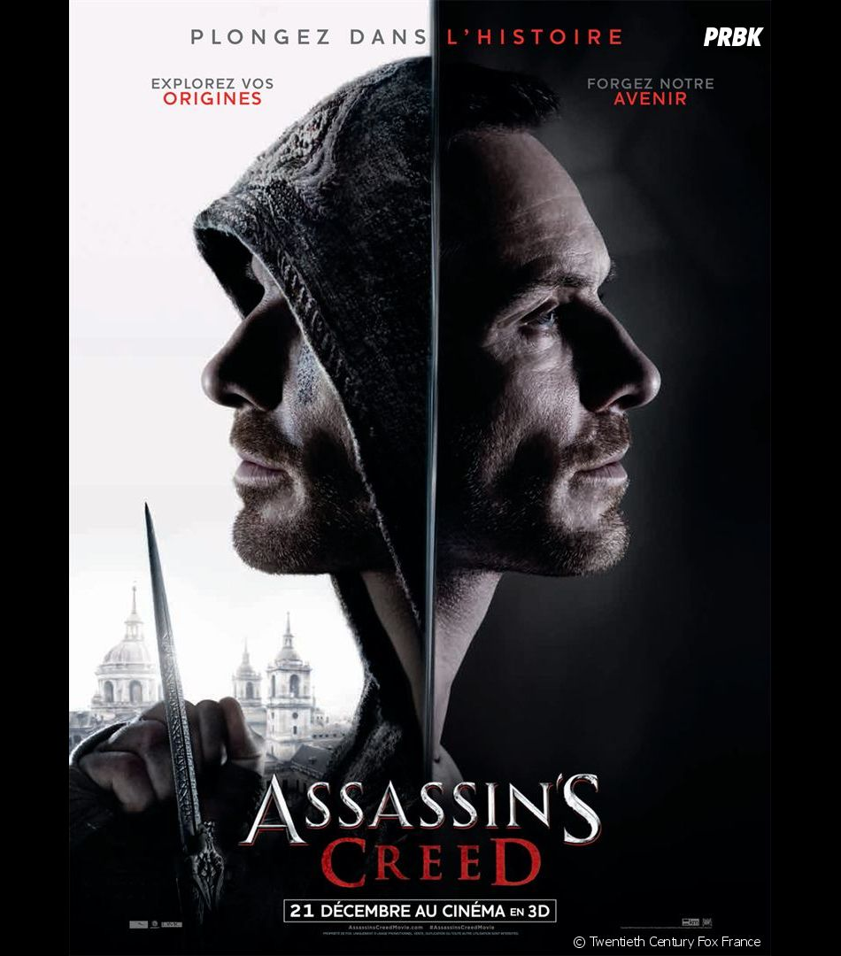 Assassin's Creed : l'affiche du film